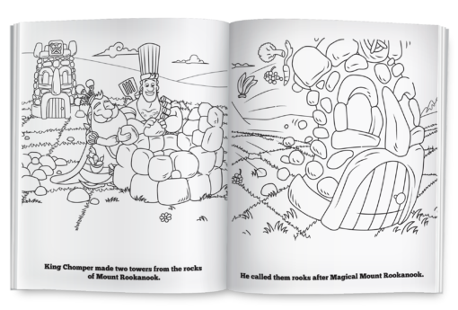 my Coloring Book - Inside