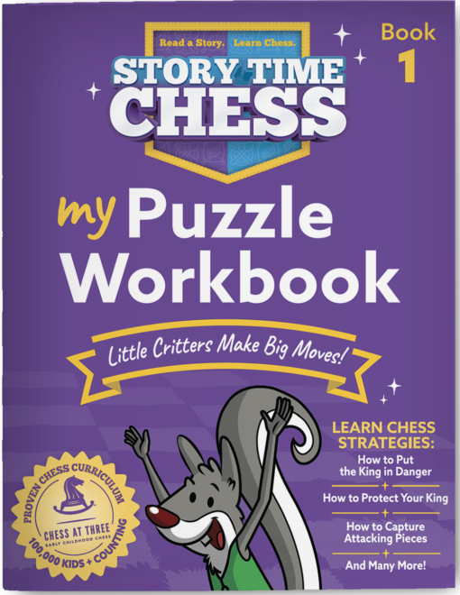 my Puzzle Workbook - Book 1