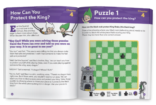 my Puzzle Workbook: Book 1 - Inside